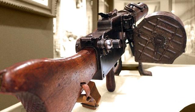 Maxim 1908 Light Machine Gun