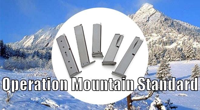 Operation Mountain Standard