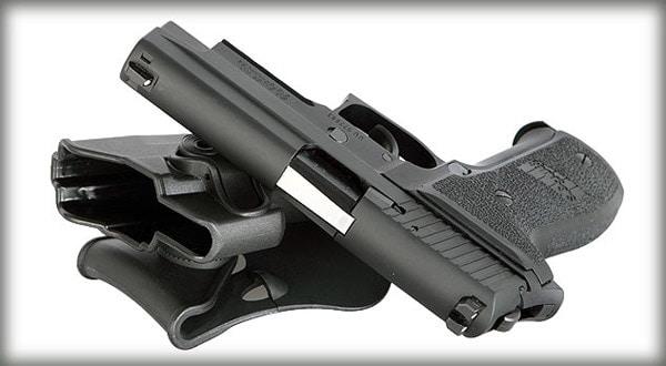 Sig Sauer P226 Nitron DAK.