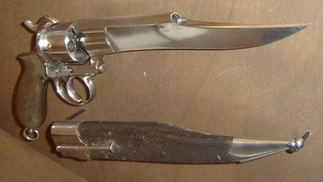 Sharp Looking Gun (2)