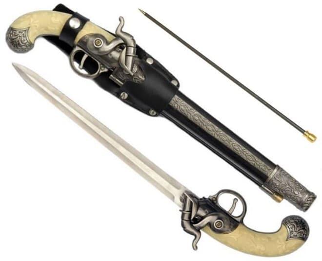 Sharp Looking Gun (3)