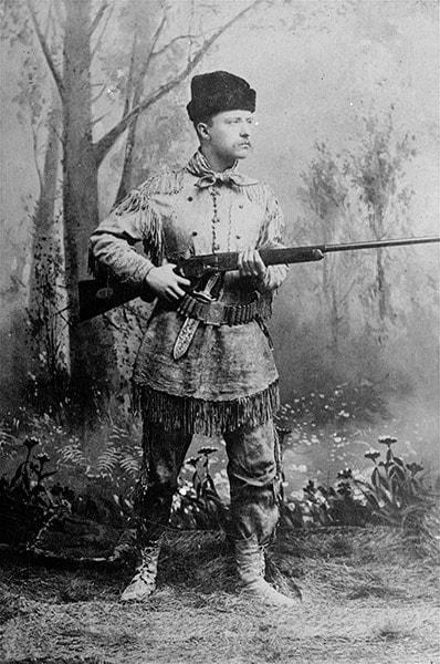 Theodore Roosevelt Gun