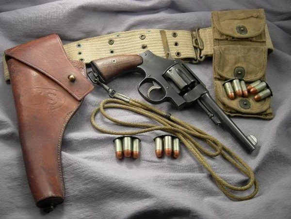 Smith & Wesson M1917 gear set up