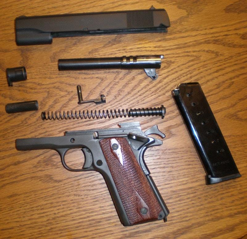 Gun Review: The Cimarron 1911: Damn near perfect WWI-era copy for
