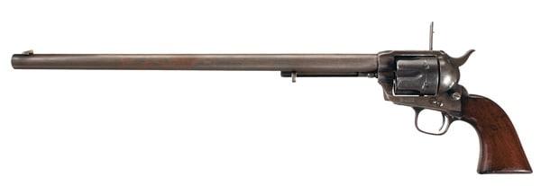 Colt Single Action Army, Buntline Special