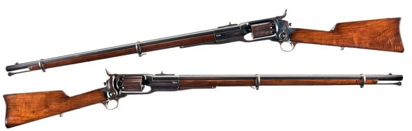 Colt M1855 variants