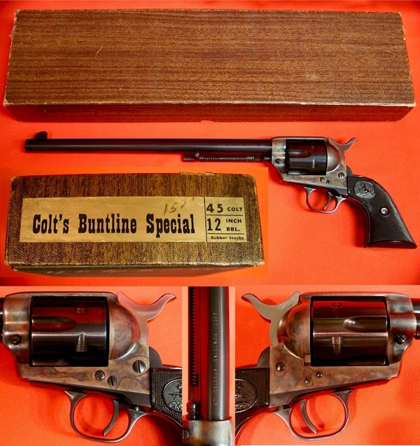 Colt 1950 Buntline Special reproductions
