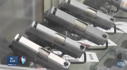 Utah Moves Closer to Constitutional Carry