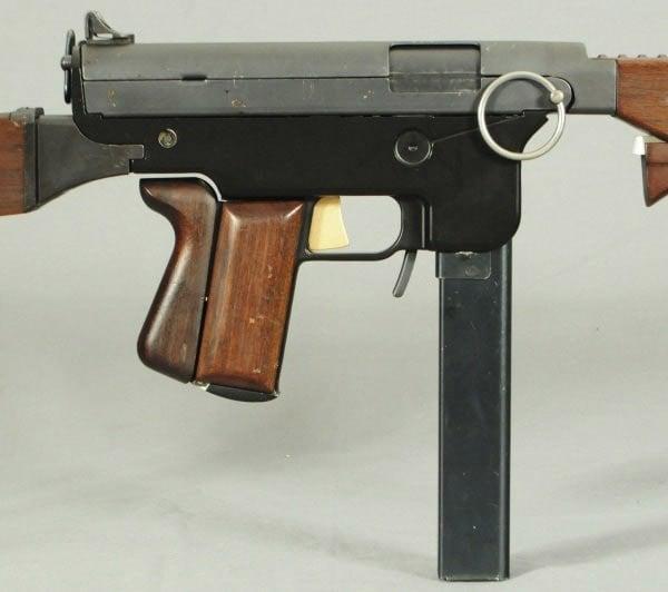 Fox carbine receiver