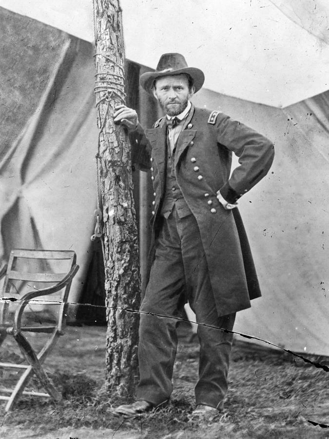 Ulysses S Grant Gun