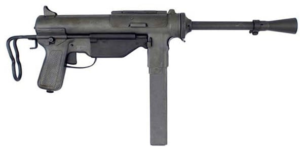 "M3A1 ""Grease Gun"""