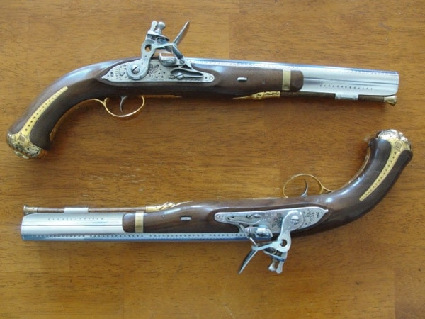 Harper's Ferry pistol.