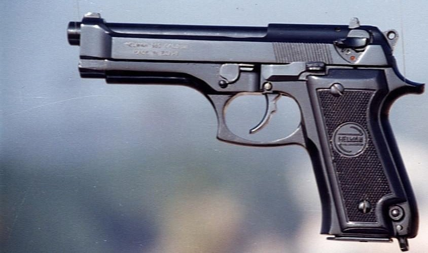 The Helwan 920: Cheap Knock-Off or Beretta-Quality?