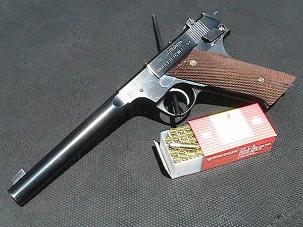 High Standard H-D pistols