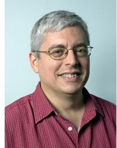 "Author Paul Barrett, acclaimed author of ""Glock: The Rise of America's Gun."""