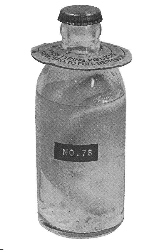 No 76 grenade