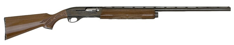 remington 1100 shotgun view