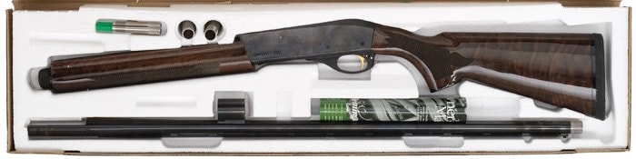 remington 1100 in the box