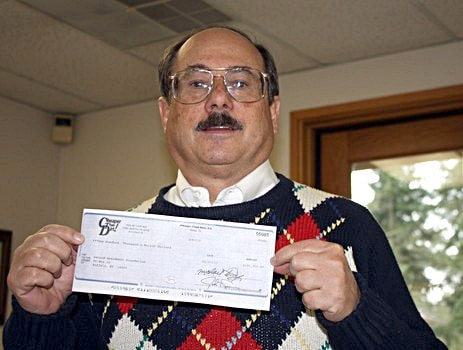 Alan Gottlieb, founder of the Second Amendment Foundation. (Photo credit: SAF)