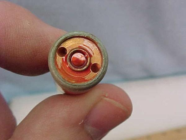 Gyrojet ammunition