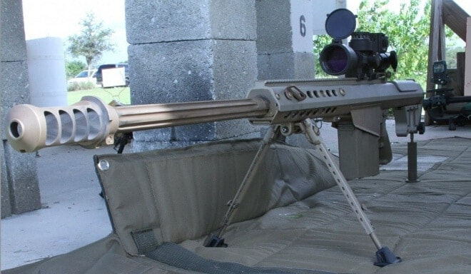 Barretts in Action - Barrett-M107A1-at-the-range-front-e1349976846830