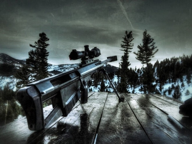 Barretts in Action - M95winter
