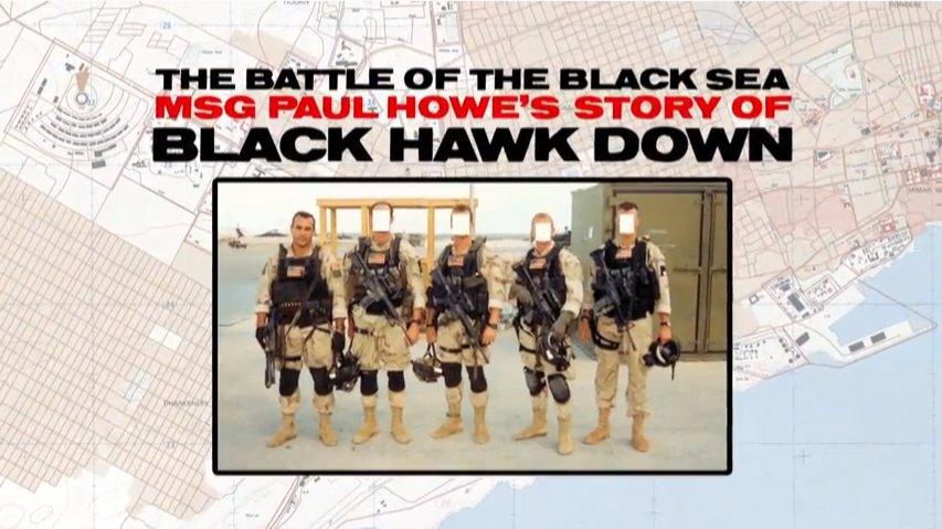 Panteao Productions: Battle of The Black Sea (Black Hawk Down