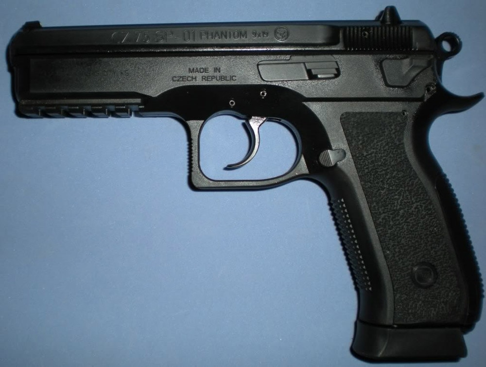 Gun Review: The CZ 75 SP-01 Phantom will not disappoint!
