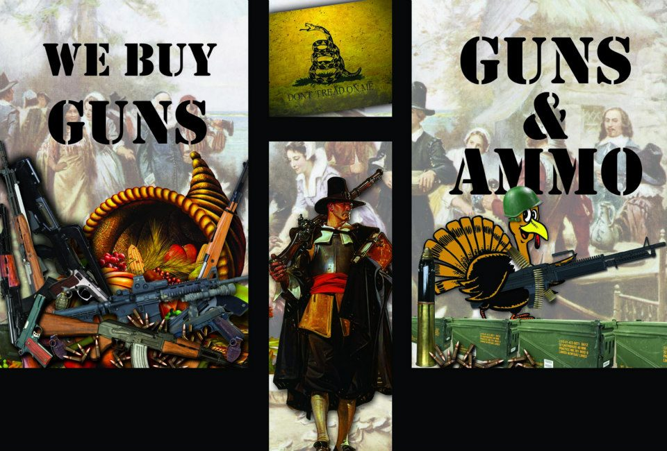 Collectable Arms & Ammo (3)