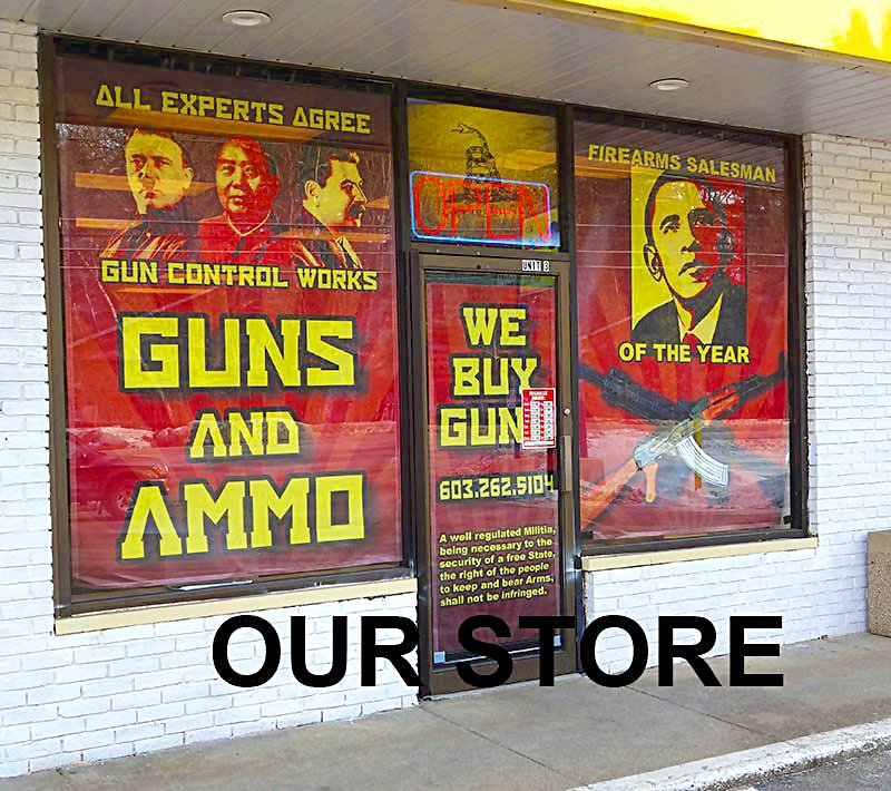 Collectable Arms & Ammo