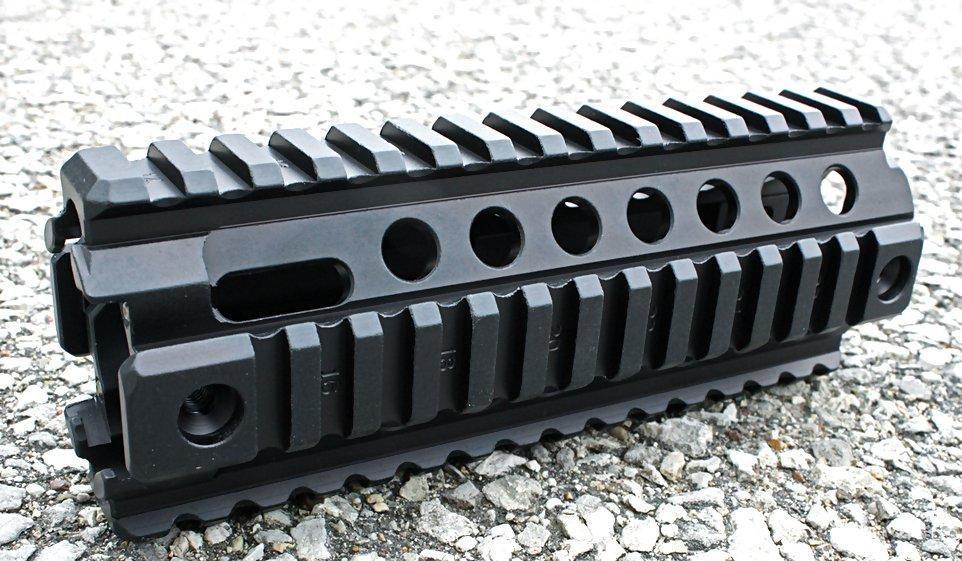 Damage Industries Carbine-Length Rigid Rail (2)
