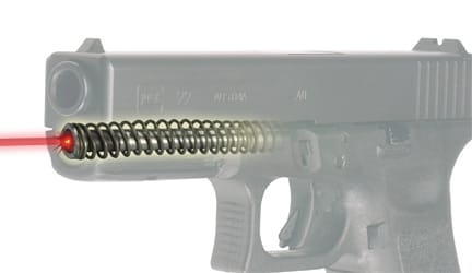 The Glock Guide Rod Laser