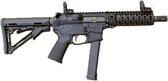 Glock Carbine 3