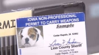 Iowa Permit to Carry