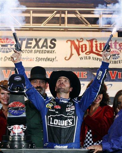 NASCAR NRA Texas Auto Racing