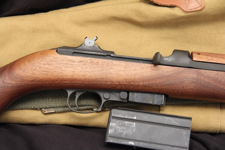 Auto-Ordnance M1 Carbine Review: A new ol' rifle (VIDEO