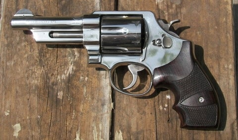 Smith & Wesson 21-4