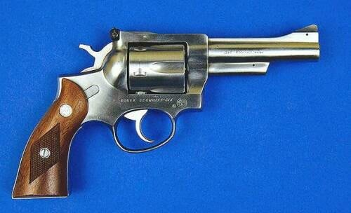 Ruger Security Six variant