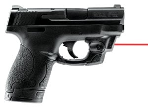 Smith & Wesson M&P Shield with CenterFire Laser