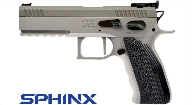 Sphinx handgun