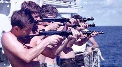 The Sterling Submachine gun: The Cold War's SMG - Guns com