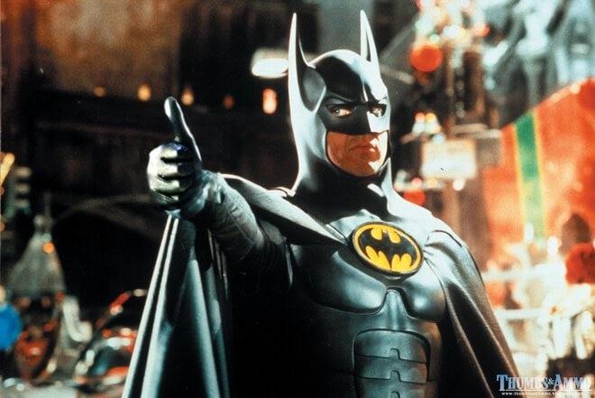 Thumbs and Ammo - batman thumb
