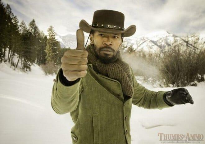 Thumbs and Ammo - django unarmed
