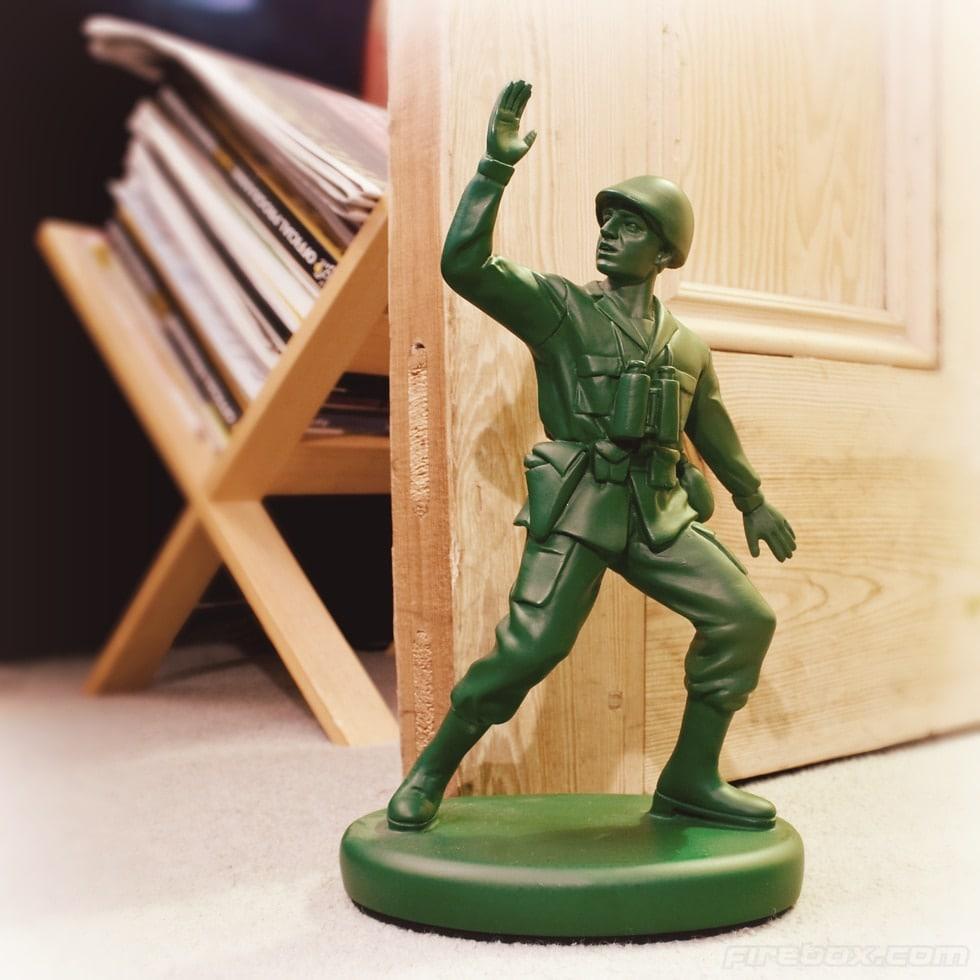 Toy Soldier Doorstop