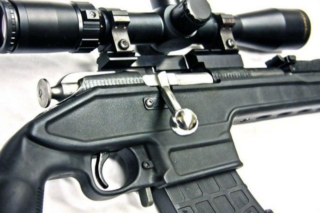 Archangel Manufacturing's Mosin Nagant Rifle Stock (PHOTOS+VIDEO