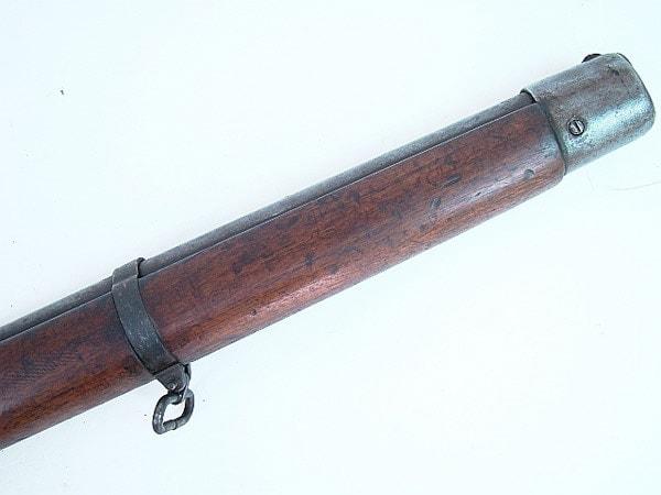 Greener shotgun muzzle