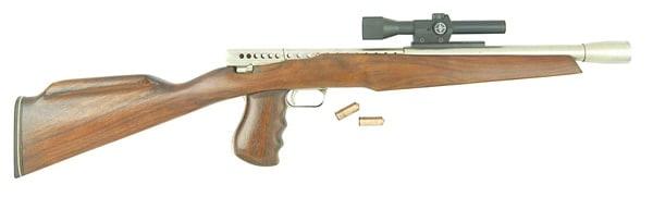 Gyrojet prototype rifle