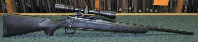 Remington 770 on display