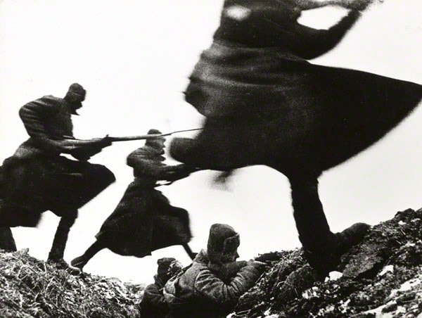 Eastern Front WWII, 1941 Photographer: Dmitri Baltermants, Russian, born Poland, 1912–1990