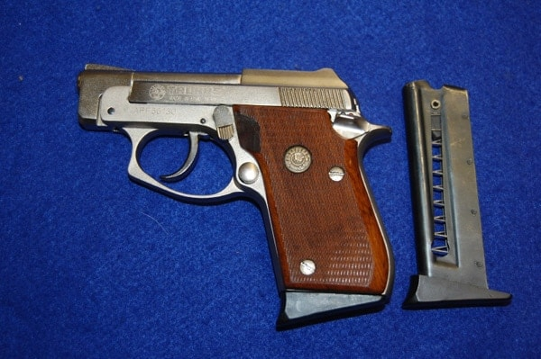 Baby Berettas: A tale of tip up barrels - Guns com